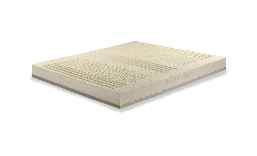 Televendita Materassi In Lattice.Fabricatore Body Memory Plus Materasso In Lattice E Memory Foam
