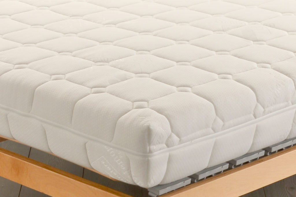Fabricatore | Body Memory Plus, materasso in lattice e memory foam